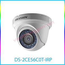 Camera HD-TVI Dome 1.0 MP HIKVISION DS-2CE56C0T-IRP