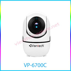 camera IP Wifi 2MP VANTECH VP-6700C