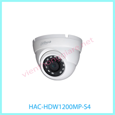 Camera Dome 4 in 1 hồng ngoại 2.0 Megapixel DAHUA HAC-HDW1200MP-S4
