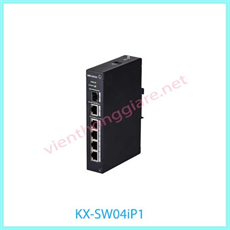 PoE Switch KBVISION KX-SW04iP1