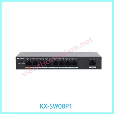 PoE Switch KBVISION KX-SW08P1