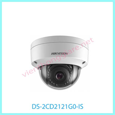 Camera IP Dome hồng ngoại 2.0 Megapixel HIKVISION DS-2CD2121G0-IS