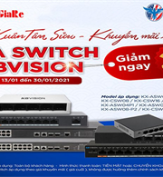 MUA SWITCH KBVISION GIẢM NGAY 25%