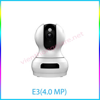 CAMERA IP EBITCAM E3 (4.0 MP)