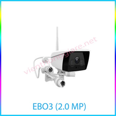CAMERA IP EBITCAM EBO3 (2.0 MP)
