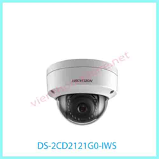 Camera IP 2.0 mp HIKVISION DS-2CD2121G0-IWS