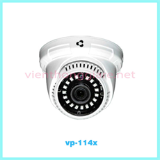 Camera Dome 2.0 Megapixel 3 in 1 VANTECH VP-114X