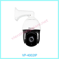 Camera IP Speed Dome hồng ngoại 2.0 Megapixel VANTECH VP-4002IP