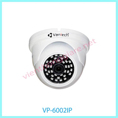 Camera IP Dome hồng ngoại 4.0 Megapixel Ultra HD 4K VANTECH VP-6002IP